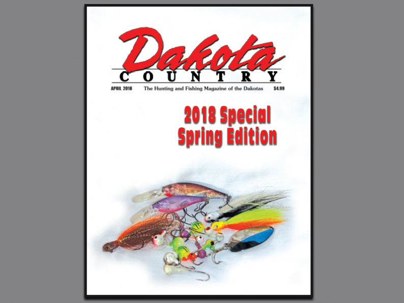 April Spring Special Fishing Edition!
