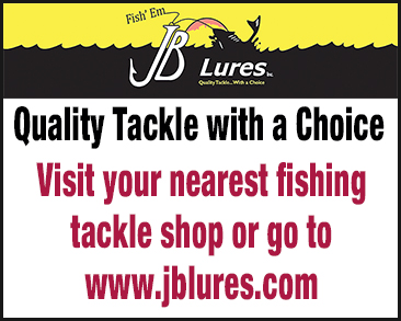 JB Lures Rect